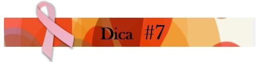 Dica 7